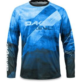 Dakine Thrillium L/S Jersey Men Midnight/Blue Rock